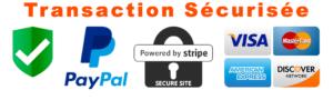 paiement sécurisé avec paypal et stripe carte bleue